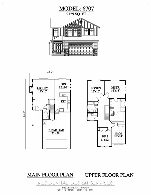 Stock House Plans